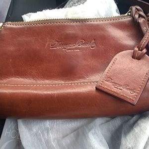 Leather Dooney& Bourke purse
